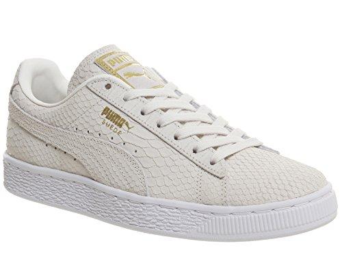 Puma Uomo Puma Classic Wedge L scarpe da ginnastica Cream Exotic