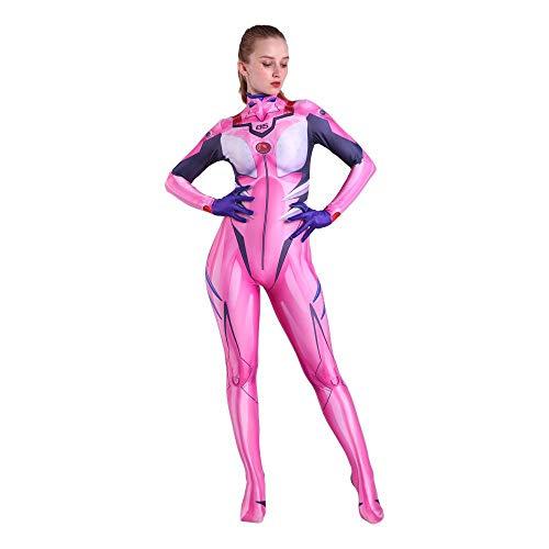 Tanz Kostüm Männlich - Kostüme für Erwachsene, Cosplay Evangelion Asuka