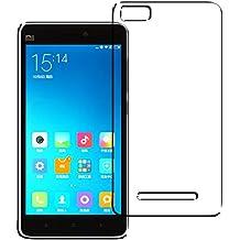 Funda Para Xiaomi Mi 4C . Funda Carcasa Transparente Protectora De NEVEQ®, Suave, Clara De TPU Cubierta Antigolpes Flexible De Calidad Superior.