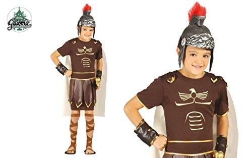 (Römischer Soldat Gladiator - Kostüm für Jungen Gr. 110 - 146, Größe:140/146)