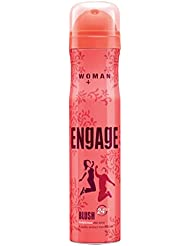 Engage Blush Deodorant For Women, 150ml / 165ml