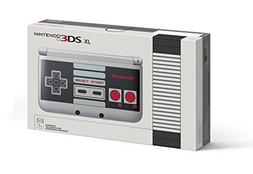 3DS XL Retro NES Edition System by Nintendo (3ds Xl-retro-nes-edition-system)