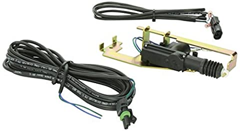 Pop & Lock PL8200 Power Tailgate Lock for Ford/Mazda (For tailgate without OEM lock) by Pop & Lock