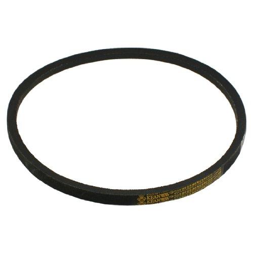 """Preisvergleich Produktbild sourcingmap® Maschine Übertragungsband B Typ Seilkeil V Gurt Gürtel Band 5/8"""" x 65"""""""