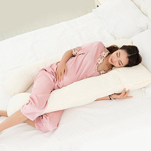 cuscino di gravidanza/Waist side sonno cuscino/ donna incinta/Multifunzioneu dormiente/ stomaco ascensore/ l'allattamento al seno cuscino-B