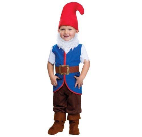 KLEINKIND-JUNGE WICHTEL ZWERG ELFEN HUT HALLOWEEN KOSTÜM KOSTÜM OUTFIT 3-4 JAHRE (Halloween In Kostüme Zwerge)
