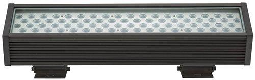ZL86be72m-45-dmx Wandleuchte für Außenbereich, Farbe Licht LED Wasserdicht A Stangen aus Aluminium Druckguss, für Installation der Projekte - Cast Aluminium Outdoor-bar