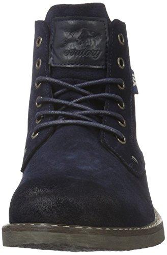 Xti Herren 45705 Chelsea Boots Blau (navy)