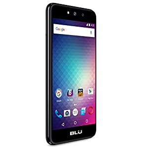 BLU Grand Energy SIM-Free Smartphone - Black