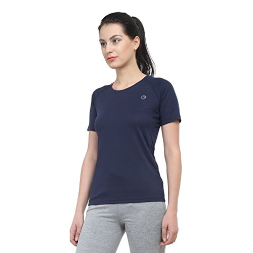 TRUEREVO Women's Ultra Light Dryfit & Slimfit Sports Tshirt