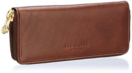 The Bridge Story Uomo Schlüsseltasche Leder 15,6 cm Braun
