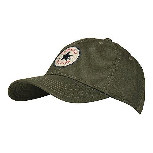 Cappellino converse regolabile in cotone baseball  7bd478d4c0f1