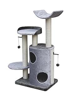 Nobby - Jimeta / 63047-53 - Arbre à chat - Gris/anthracite