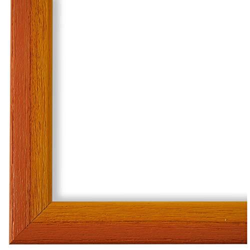 Online Galerie Bingold Bilderrahmen Orange Gelb DIN A3 (29,7 x 42,0 cm) cm DINA3(29,7x42,0cm) - Modern, Shabby, Vintage - Alle Größen - handgefertigt in Deutschland - LR - Pinerolo 2,3