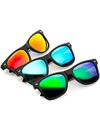 Amazon.es  gafas de sol de espejo - Mujer  Ropa 97cf5e79f883