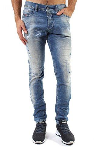 DIESEL Tepphar 0854Z Jeans Blau