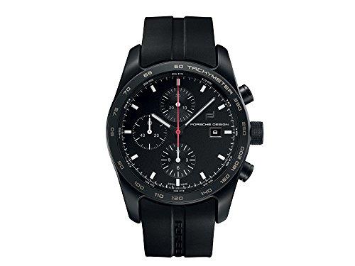 Reloj Automático Porsche Design Timepiece no. 1, Titanio, COSC, 6011.13.406.814