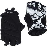 Adidas Climalite Graphic Guante, Mujer, Negro/Blanco, Small