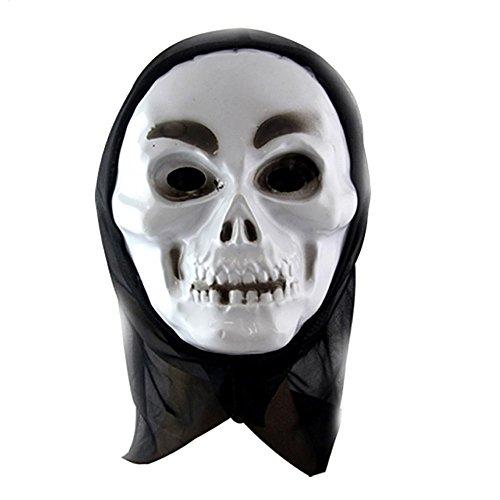 ParttYMask Maskerade,Horror Geistermaske Vampir Vollgesicht Outfit C9 ()