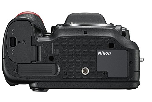 Nikon D7200 SLR-Digitalkamera (24 Megapixel, 8 cm (3,2 Zoll) LCD-Display, Wi-Fi, NFC, Full-HD-Video) nur Kameragehäuse schwarz -