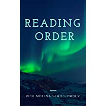 READING ORDER: RICK MOFINA (English Edition)