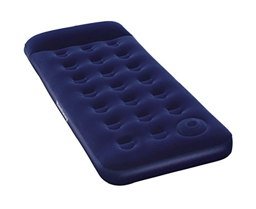 Bestway-67223-Airbed-Materasso-Singolo-con-Pompa-a-Piede-Incorporata-185-x-76-x-22-cm-a-Una-Piazza-PVC-Blu