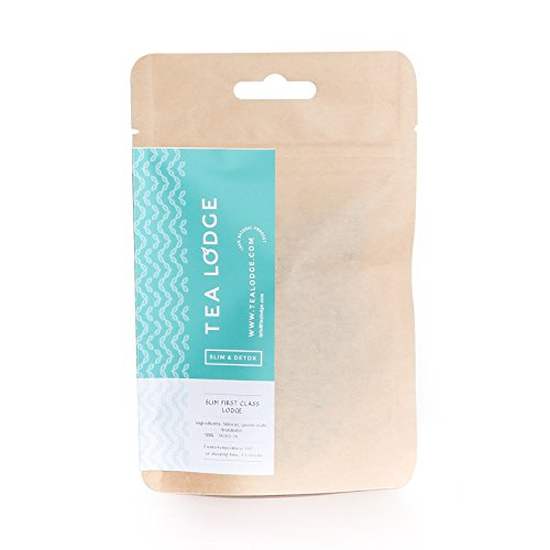 Infusion rooibos detox Feel Well Pochette 100G - Tealodge