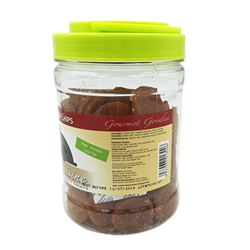 Pet-Cuisine-Dog-Training-Snacks-Puppy-Chews-Jerky-Treats-Chicken-Chips-340g