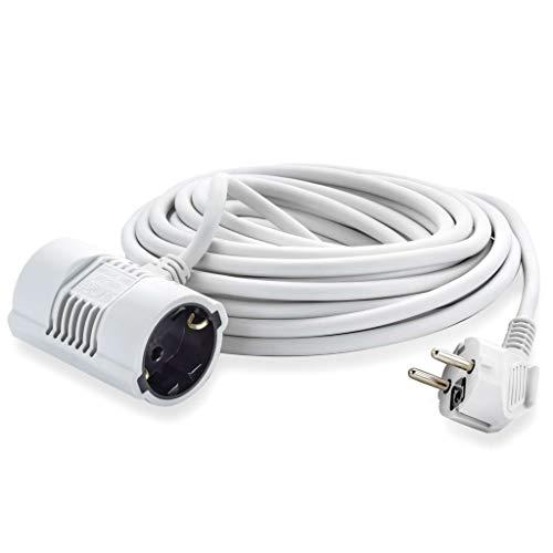 MutecPower 5 Metros Cable Alargador Corriente Electrico