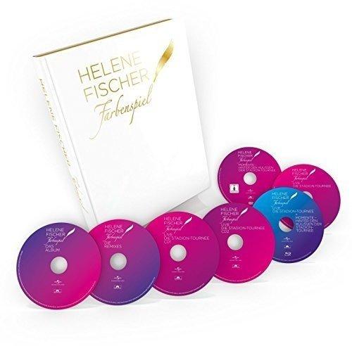 Farbenspiel - Die größten Momente 2013-15 (Ltd. Bildband+4CDs+2DVDs+Blu-ray)