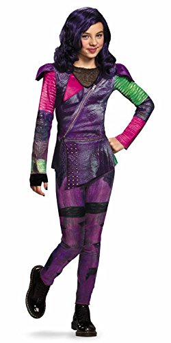 Descendants Mal Isle Of The Lost Classic Costume Tween X-Large 14-16
