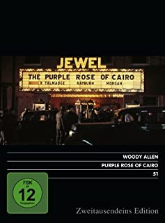 Purple Rose Of Cairo (Zweitausendeins Edition, Film 51)