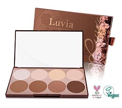 Luvia Contouring Palette Prime