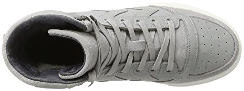 Hummel Unisex-Erwachsene Stadil Winter Hohe Sneaker Grau (Alloy)