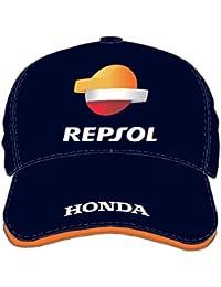 Gorra Repsol Honda Team Oficial 2017 Equipo