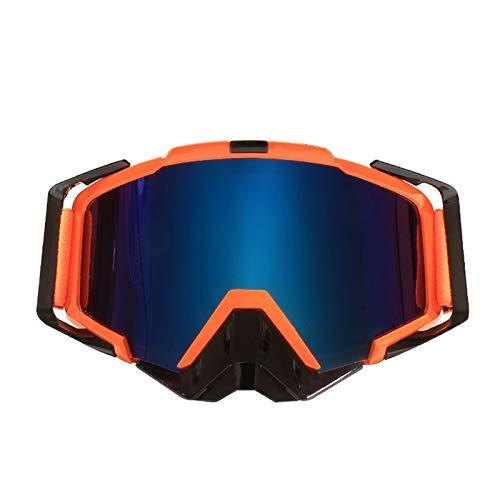 Beydodo Schutzbrille Beschlagfrei Motorrad Brille Verspiegelt Sicherheitsbrille Brillenträger...