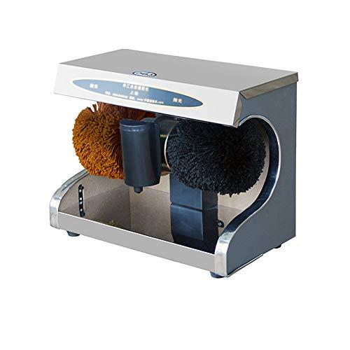 XSJZ Lucidatore di Scarpe Macchina, Completamente Automatico Pinball Tipo Olio Uscita Lucidatore di Scarpe Adatto per La Casa Soggiorno lucidatrice elettrica (Color : A)