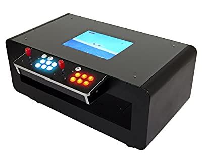 Galaxy 2000-in-1 Coffee Table Arcade Machine - cheap UK light shop.