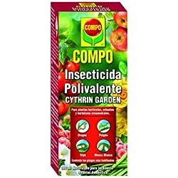Compo Protección de Plantas Insecticida polivalente, 100 ml No Aplica 5.5x5.5x13 cm
