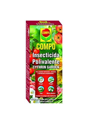 Compo Cythrin Garden Insecticida Polivalente, para...