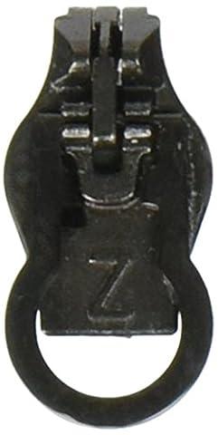 Zlide auf Zipper Pull Ersatz Spule 8, schwarz