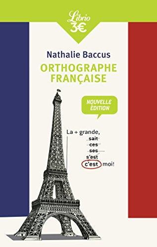 Orthographe française par Nathalie Baccus