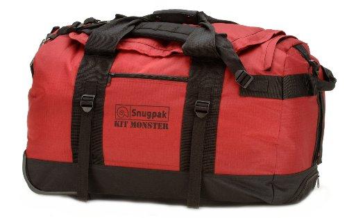 Snugpak Kit Monster 120 Gear Bag One Size Red
