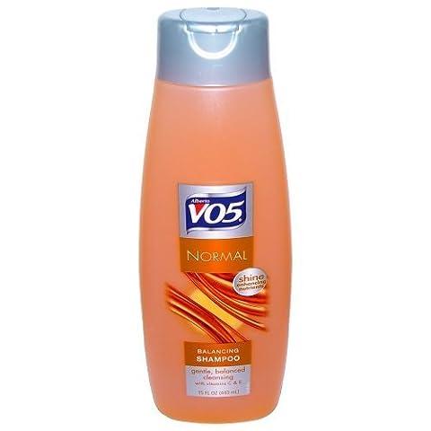 Alberto VO5 Normal Balancing Shampoo 15 oz (Pack of 6) by VO5