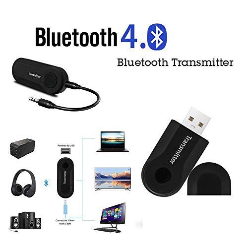 Colorful USB Bluetooth Transmitter Sender Wireless Audio Adapter für TV Kopfhörer iPod MP3 MP4 PC Ipod-bluetooth-sender