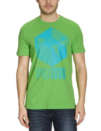 PUMA Herren T-Shirt Tanks Classic Green