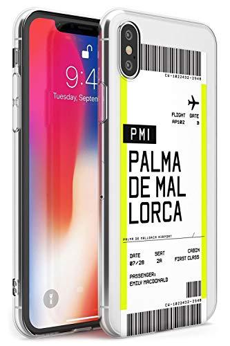 Boarding Pass Personalizado: Palma De Mallorca Estuche