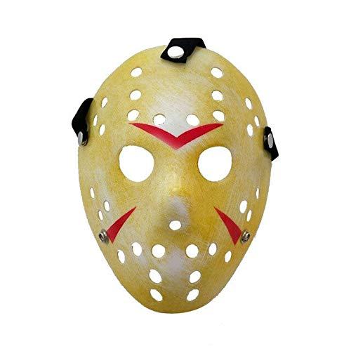 Dodom Freitag der 13. Hockey Maske USA Halloween Jason vs Freddy Kostümfilm, - Kostümfilm Kostüm