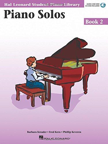 Piano Solos, Book 2 - Hal Leonard Student Piano Library (Songbooks)