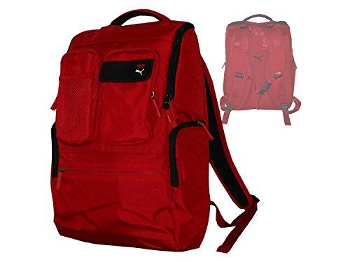 Reise-outlet (Puma Cargo Backpack Stylischer und funktioneller Rucksack für Freizeit, Alltag, Büro, Reise & Sport-Tasche rot)